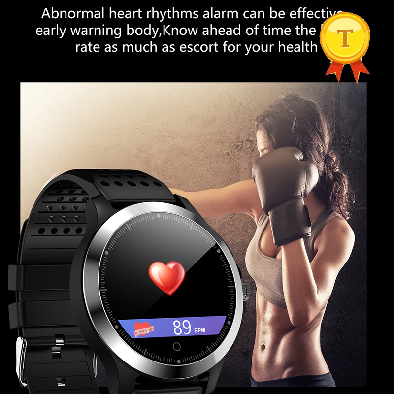 Hot selling ECG+PPG accurate Blood Pressure Heart rate Monitor <font><b>Smart</b></font> <font><b>Band</b></font> <font><b>Smart</b></font> Wristband Sport Fitness bracelet pk <font><b>P3</b></font> H1 P5 image