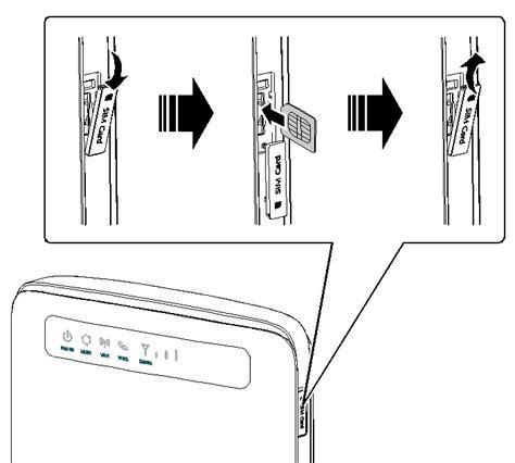 ontgrendeld Huawei e5186 E5186s-22a 4g 300 Mbps LTE draadloze router - Netwerkapparatuur - Foto 6