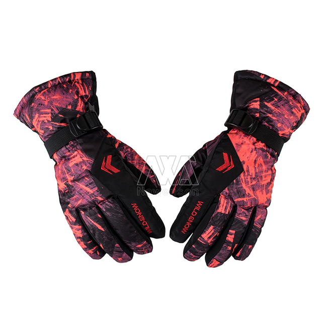 Motorcycle Gloves For Snow Automobiles & Motorcycles Unisex size: L|XL