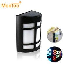 MeeToo LED Solar Light RGBW W WW Outdoor For Garden Decoration Lampada LED