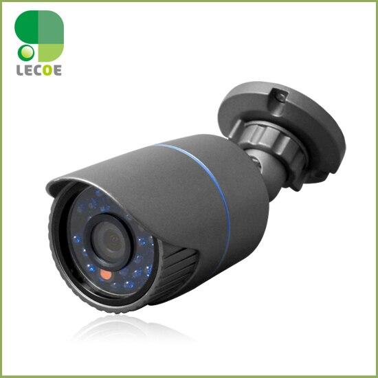 ФОТО CCTV 720P 1.0MP Waterproof Outdoor IR Cut Night Vision Security Network IP POE Bullet Camera Power Over Ethernet