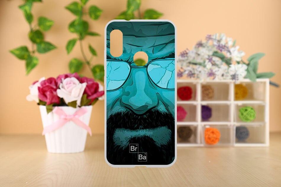 Case For Xiaomi Redmi 6 Pro Cases TPU Soft Silicone 5.84 Inch Cover For Xiaomi Mi A2 Lite Covers Captain America Painting