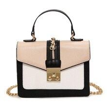Kette Frauen Einkaufstasche Messenger Frauen Schulter Kleine Weibliche Designer Taschen Marke Retro Crossbody Taschen Für Frauen Für 2017 Handtasche