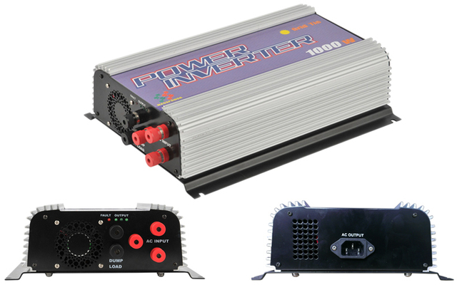 Free shipping,1000 Watts Wind Power Grid Tie Inverter, power inverter,inverter(SUN-1000G-WAL)MPPT Function