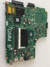 For DELL inspiron 14R 3421 Laptop motherboard 5J8Y4 DDR3 With 1017U CPU integrated Full test(China)