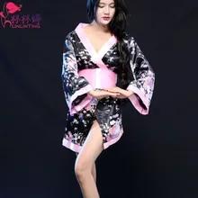 8405e94fd6c3d Buy sexy geisha costume japanese kimono and get free shipping on ...