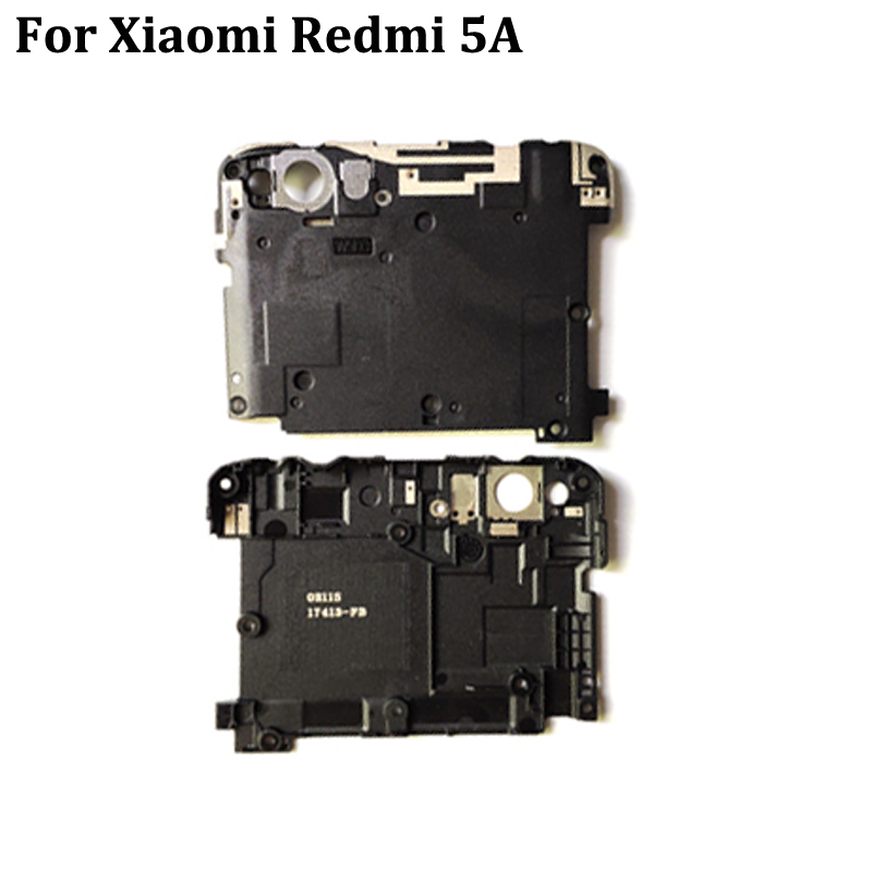 For <font><b>Xiaomi</b></font> <font><b>Redmi</b></font> <font><b>5A</b></font> 5 A Original Back Frame shell case cover on the <font><b>Motherboard</b></font> and WIFI antenna repair parts For Redmi5A image