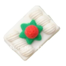 Free shipping of retail eraser wholesale  promotion cake eraser  welcome to contact us.
