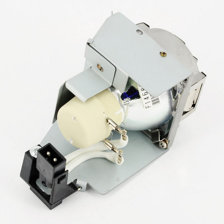 Replacement bare lamp with housing 5J.J8J05.001 For BenQ  MW663/TW663 Projectors 60 j3503 cb1 compatible bare lamp with housing for benq ds760 dx760 pb8100 pb8120 pb8210 pb8220 pb8230 projectors