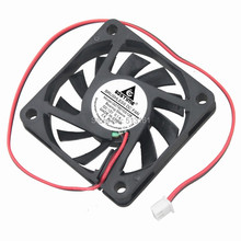 500pcs/lot  Serviceable GDT 2pin 40mm 4010 Axial Fan 40mmx 40mm x 10mm cooling radiator
