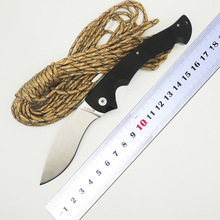 Cold Steel Camping Folding Knives 5cr15mov steel Blade G10 handle Outdoor Survival Knife Pocket Tools A1