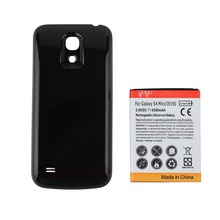 4300mAh Replacement Phone Battery + Back Case For Samsung Galaxy S4 SIV mini i9190 Backup Bateria for Galaxy S4 SIV mini i9190