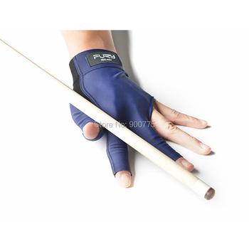 FURY profesjonalny projekt rękawica bilardowa-otwarta rękawica silikonowa lewa ręka i rękawica bilardowa prawa ręka (opcjonalnie) tanie i dobre opinie POOL Open finger oppbag