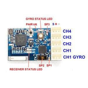 Image 5 - DasMikro Sanwa Micro 4 Channel Gyro System Receiver