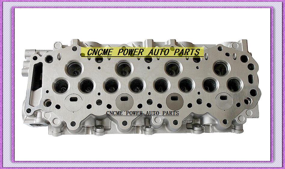 WL51-10-100C 908 744 WL WL-T Cylinder Head For MAZDA MPV B2500 2.5L SOHC 12v For Ford Ranger 40443225 WL11-10-100E WL51-10-100C