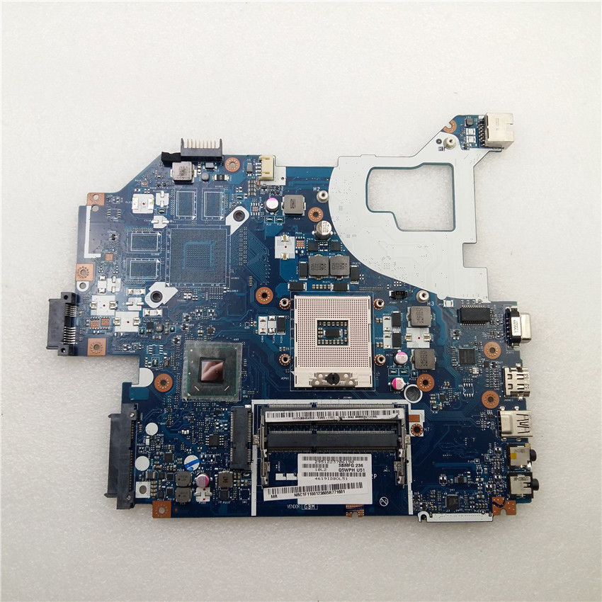 SHELI For ACER NE56R V3-571G E1-571G Laptop Motherboard Q5WVH LA-7912P NBC1F11001 HM70 100% Tested In Good Working