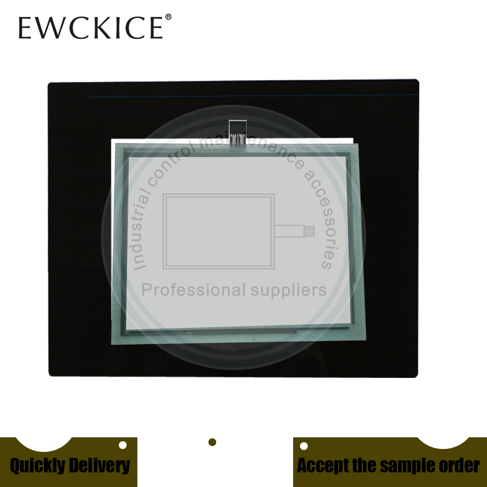 NEW PanelView 1400E 2711E-T14C6 2711E-T14C6X HMI PLC Touch screen AND Front label Touch panel AND Frontlabel