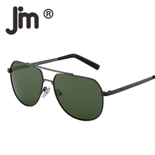 JM Wholesale 10pcs/Lot Bulk Polarized Lens Metal Frame Driving Sunglasses Men Women Sun Glasses Outdoor Goggle Sports