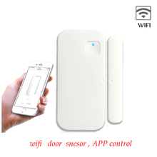 WIFI Intelligente Fenster Sensor Drahtlose App Fernbedienung Für Home Alarm Security