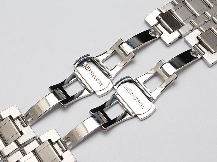& rosegold relógios acessórios de moda da