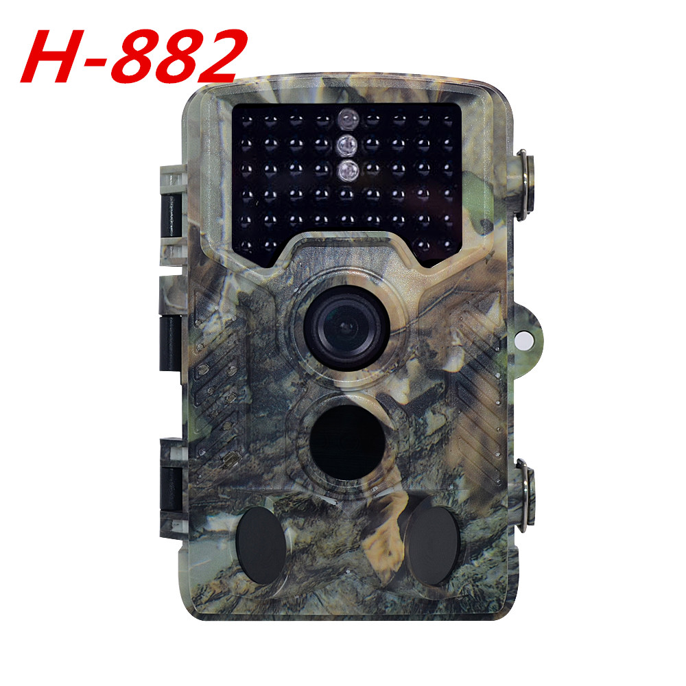 Skatolly H882 5MP 1080P Hunting Trail Camera Trap Infrared Night Vision Wildlife Photo Traps Outdoor Surveillance
