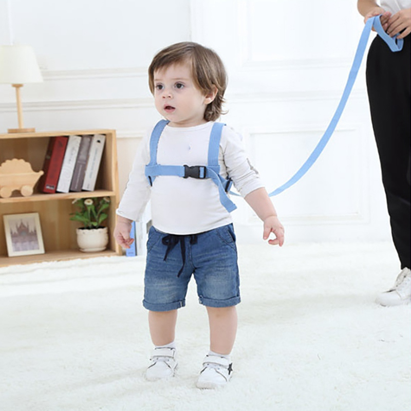 Baby Kids Safety Harness Strap Toddler Walking Anti-Lost Rope Traction Rope Baby Walking Study Belt