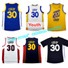 Throwback Adult Youth Baby Curry Jerseys Cheap Stephen Curry Basketball Jersey Embroidery Logos Curry Free Shipping