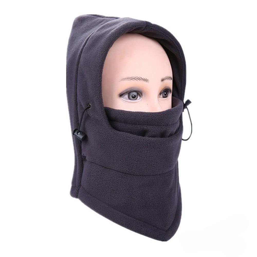 Новинка, 6 в 1, уличные Лыжные маски, велосипедные лыжные шапочки, зимние шапки с защитой от ветра# NE920 - Цвет: H