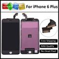 """Para a apple iphone 6 plus digitador assembléia lcd peças de reparo, 5.5 """"Classe AAA No dead pixel touch screen display"""