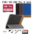 Для ChuWi Hi8 Pro двойная система таблетки посвященный кобура случае Hi8 поддержка набор из 8 дюйм(ов) Бесплатная доставка в Исходном пу Кожаный Чехол