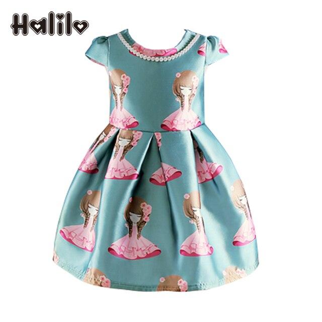 Ostern Kleid für Mädchen