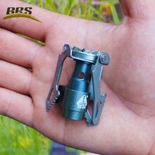 BRS Portable Mini Camping Titanium Stove