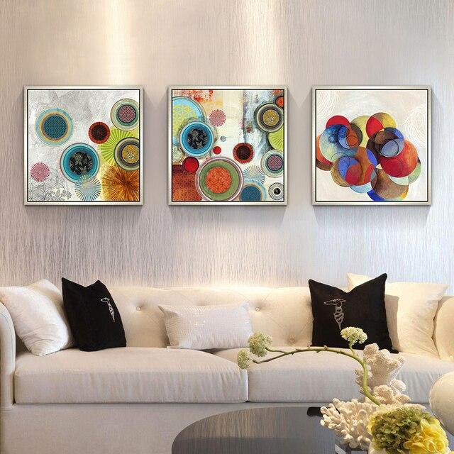 5d bricolage diamant broderie moderne l 39 huile abstraite. Black Bedroom Furniture Sets. Home Design Ideas