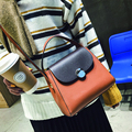 2017 New Women Small Leather Shoulder Bags Girls Crossbody Messenger Bag Ladies Handbag And Purse Bag