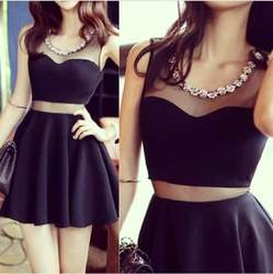 2019 черный мини-платье из двух частей Бальные платья с коротким рукавом трапециевидной формы Бисер Совок короткое платье для вечеринок Vestidos
