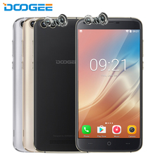 """DOOGEE X30 Mobile phone Four Camera 2×8.0MP+2×5.0MP Android 7.0 3360mAh 5.5"""" HD MTK6580A Quad Core 2GB RAM 16GB ROM Smartphone"""