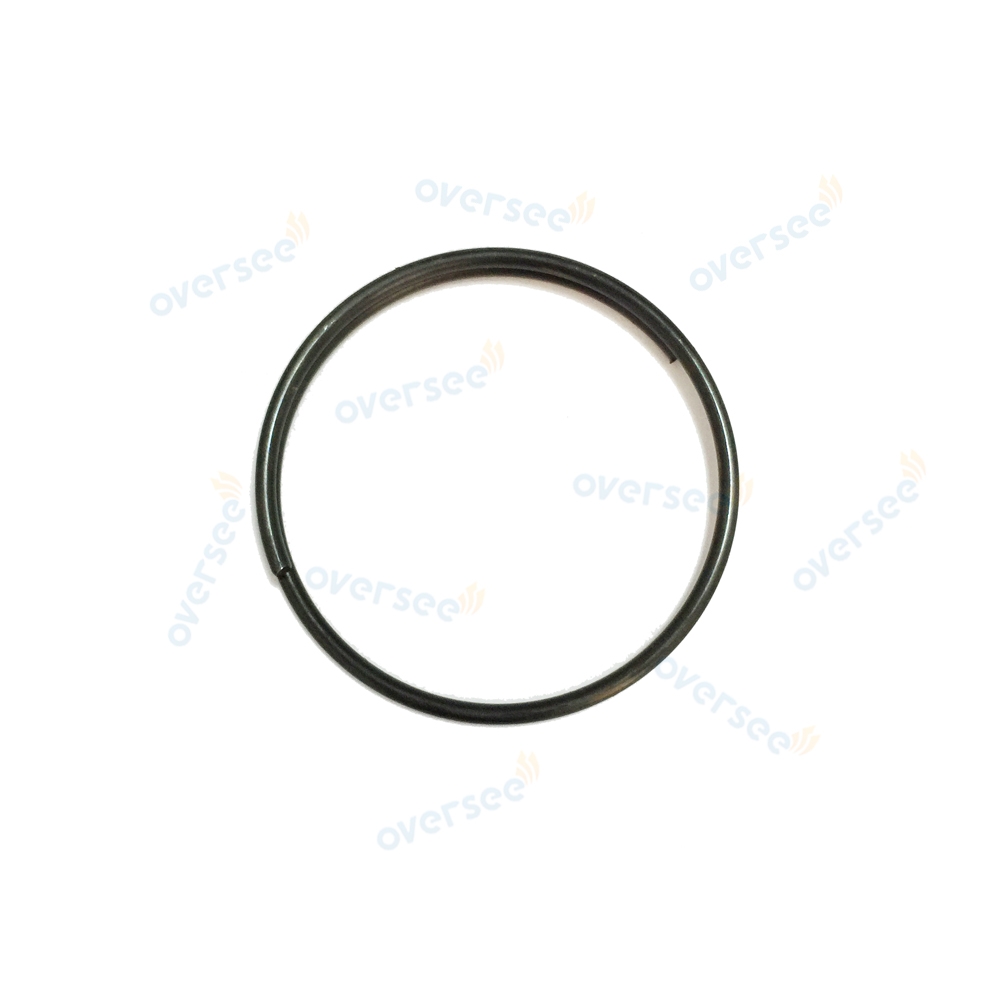 OVERSEE 648-45633-00 648-45633 RING,CROSS PIN Replace For Yamaha Outboard Engine 15HP 9.9HP