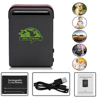 High Quality Mini GPS GSM GPRS Car Vehicle Tracker TK102B Realtime Tracking Device Person Track Device