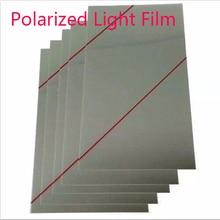 New 100pcs/lot LCD Polarizer Film Polarization for Samsung Galaxy S3 i9300 i9305 LCD Screen Filter Polaroid Polarized Light Film