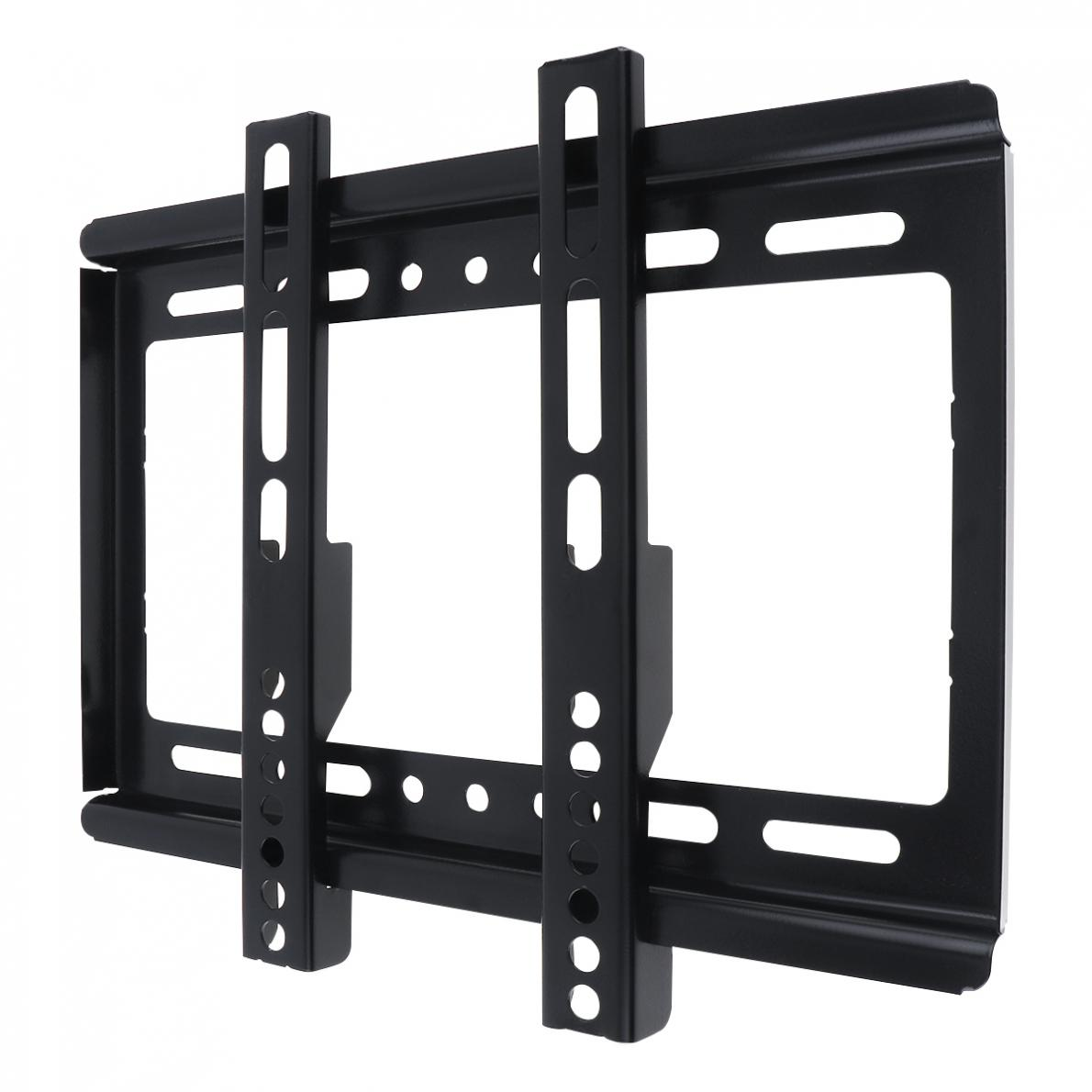 Image 5 - Universal Thin 25KG 14   42 Inch TV Wall Mount Bracket Flat Panel TV Frame with Gradienter for LCD LED Monitor Flat PanTV Mount   - AliExpress