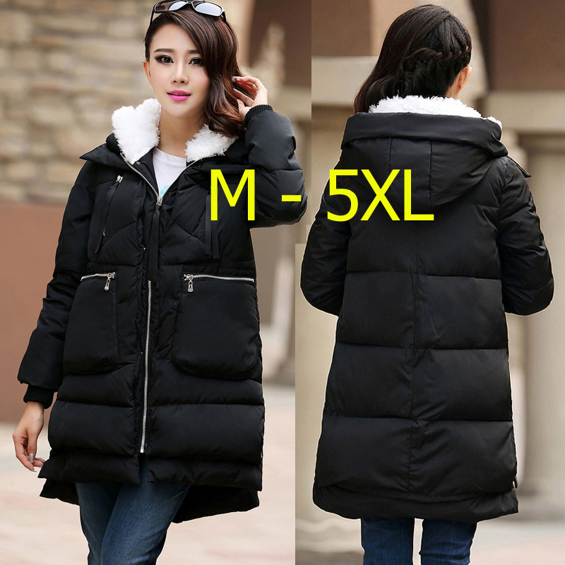 3xl red M Plus Black L 5xl Coton Rembourré Manteaux long Xxl Ouatée Moyen Veste Red Survêtement Xl Lâche Femmes Taille 2018 wine Épaississement army 4xl Green t4q0wt
