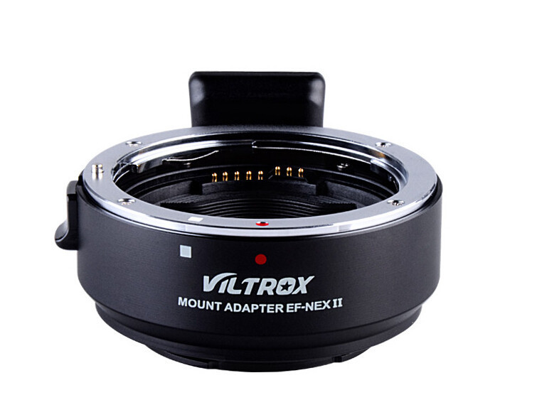 camera auto focus lens adapter ii for canon eos ef ef s to sony full