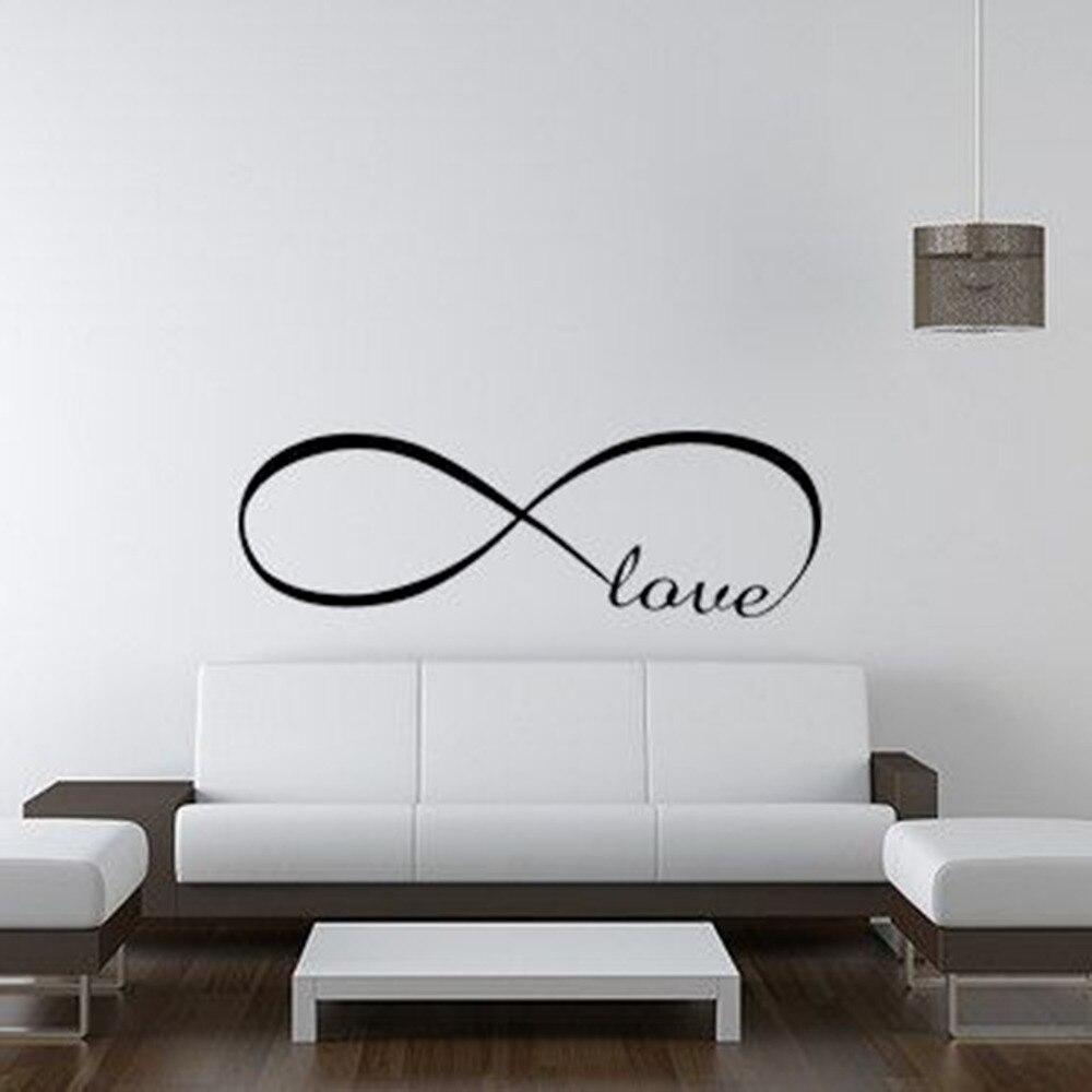 Love Wall Decor Bedroom Popular Infinity Wall Decor Buy Cheap Infinity Wall Decor Lots