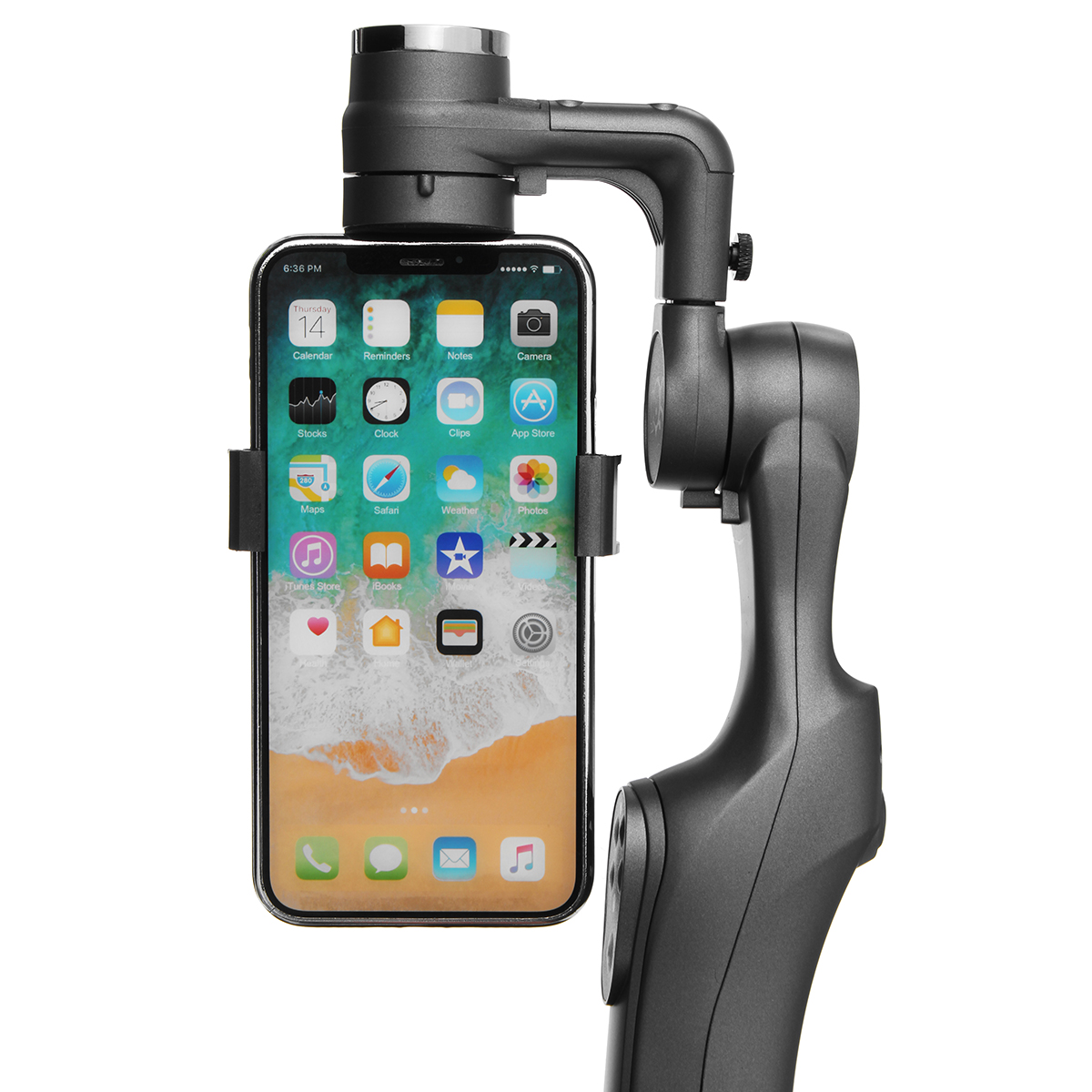 JJ-1 2-Axle Brushless Handheld Phone Stabilizer 330 Degree Smartphone Gimbal Holder Mount Handheld Gimbal Accessories xjjj jj 2 3 axis brushless handheld gimbal stabilizer 360 degree shooting fitting smart phone