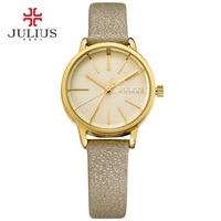 JULIUS Women's Brand Luxury Fashion Ladies Watch Japan Movt Quartz Watch Price Cheap Promotion WR 30m Watch With Logo JA 944