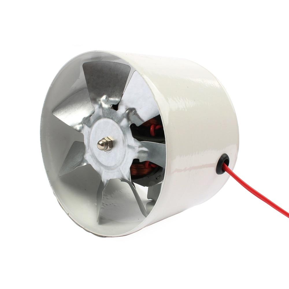 4 Inch Kitchen Toilet Exhaust Fan Louver Window Exhaust
