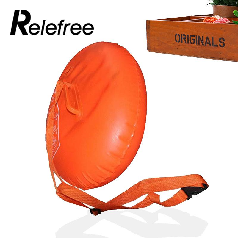 Outdoor Safety Swim Device Upset Inflated Flotation Pool Open Water Sea ...
