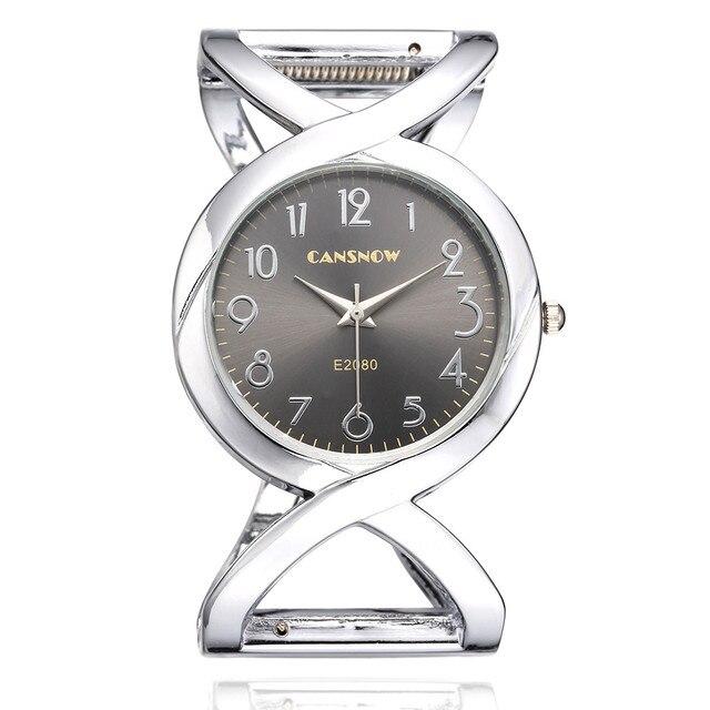 2018 New Fashion Lady Dress Bracelet Watch Luxury Women Casual Wristwatch Girls