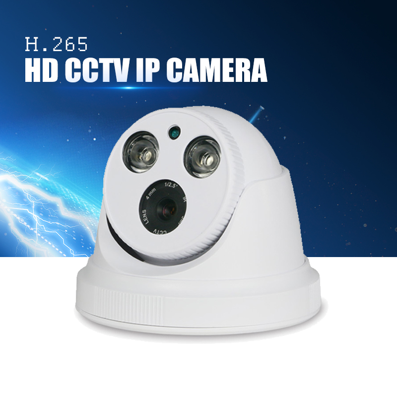 YiiSPO 1080P IP Camera HD H.265 2.0MP indoor Night Vision HI3516E+V100 XMeye P2P CCTV camera ONVIF phone view 2LED array camera цена 2017