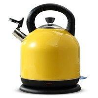 Elektrische wasserkocher 304 edelstahl große kapazität teekannen voll automatische Überhitzung Schutz Sicherheit Auto-Off Funktion